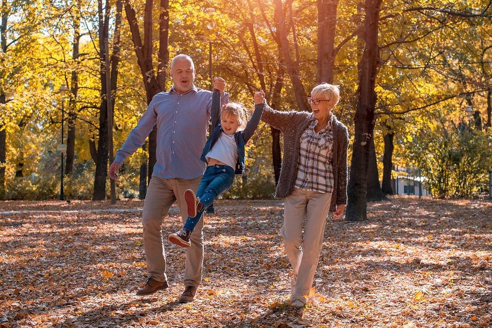 10 Autumn Safety Tips for Seniors