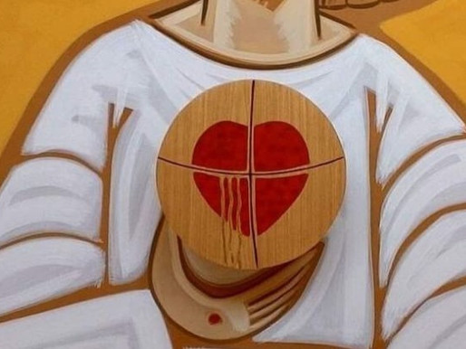 O coração humano e divino de Jesus