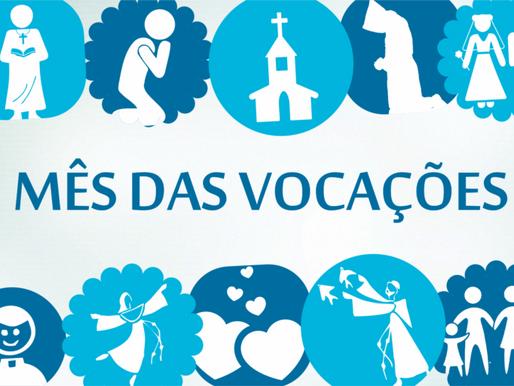 Mês vocacional: Vocação x Profissão