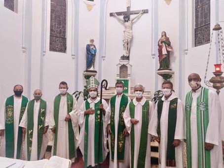 Frei Carlos Schaefer é o novo pároco de São José do Inhacorá e Alegria