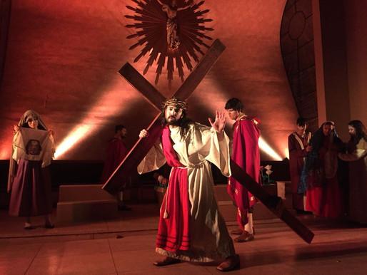 Sexta-feira Santa: O Reino de Deus questiona os reinos