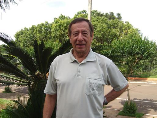 Frei Olimar Kerwald 60 de Vida Religiosa e 55 anos de Vida Sacerdotal