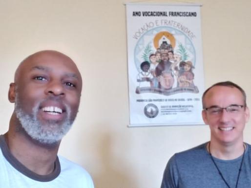Coordenação do SAV reúne-se no Convento São Boaventura em Imigrante