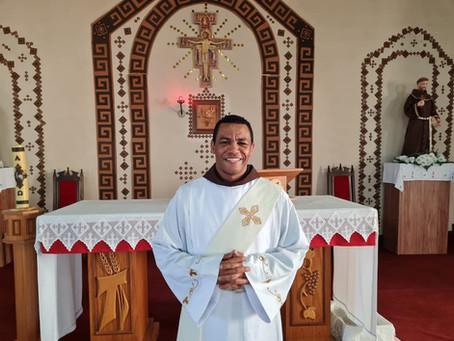 Frei Antônio Rodrigues será ordenado diácono no dia 12 de Junho em Porto Alegre.