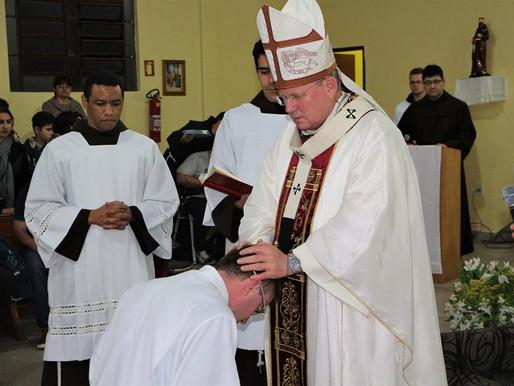 A vocação do Padre Franciscano