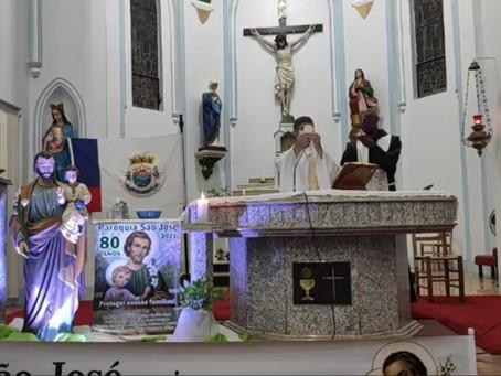 São José do Inhacorá celebra 80 anos de presença franciscana junto as festividades de São José