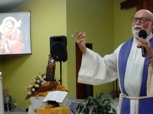 Entrevista: Frei José Frey celebra 50 anos de sacerdócio