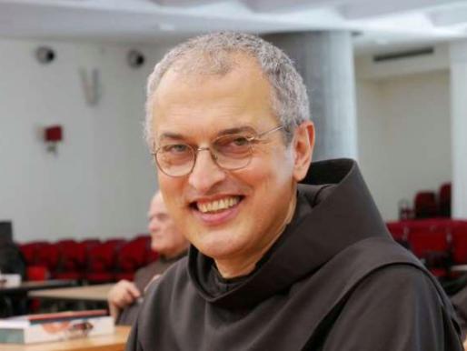 Frei Mássimo Fusarelli é eleito o 121º Ministro Geral da Ordem dos Frades Menores