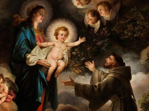 O Mistério da Encarnação na Espiritualidade Franciscana.