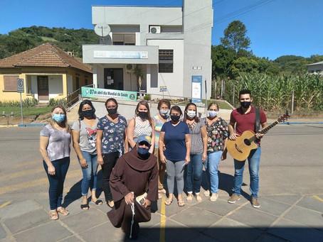Catequistas de Progresso realizam ações missionárias em tempo de pandemia