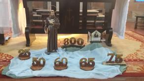 Franciscanos do RS realizam encontro em Imigrante