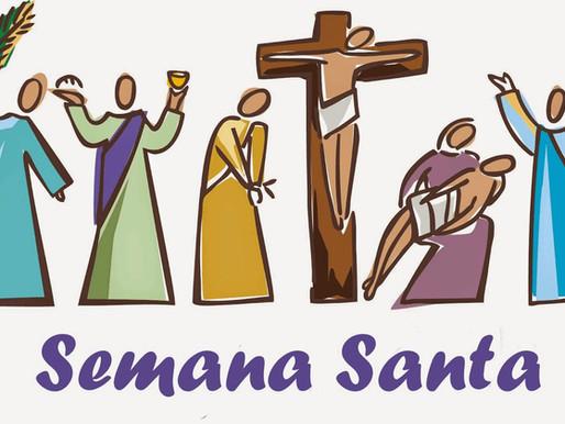 O significado de cada dia da Semana Santa