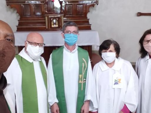 SAV visita as paróquias São José do Inhacorá e São Sebastião de Alegria