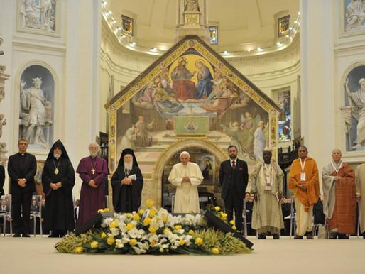 Diálogo inter-religioso: caminho por Civilização da Paz e do Encontro