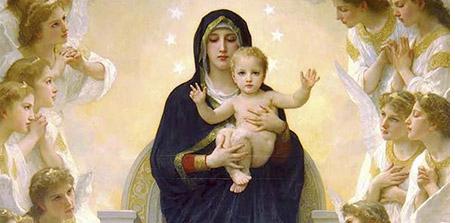 Maria na devoção franciscana