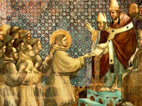 16 de abril: Aniversário de fundação da Ordem Franciscana