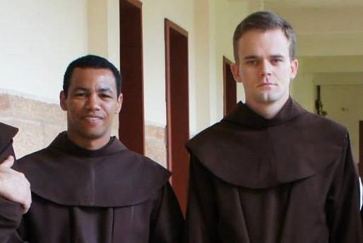Frei Antônio Rodrigues e Frei Márcio Birck serão ordenados diáconos