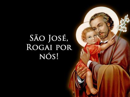 São José: com o coração de pai