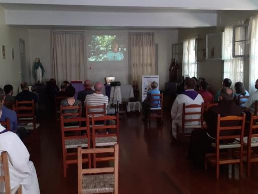 Franciscanos realizam o lançamento do clipe vocacional 2021