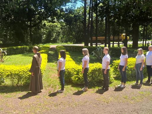 Grupo Mensageiros da Paz inicia as gravações do clipe vocacional em Três Passos