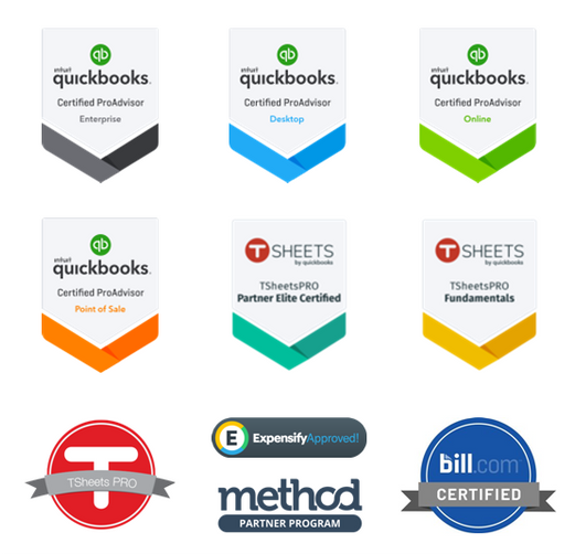 Certified QuickBooks® ProAdvisor