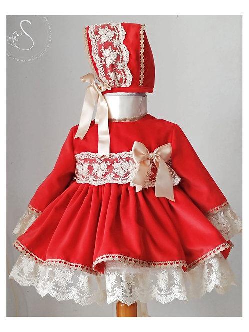 Sonata  Zafiro De Noche Dress