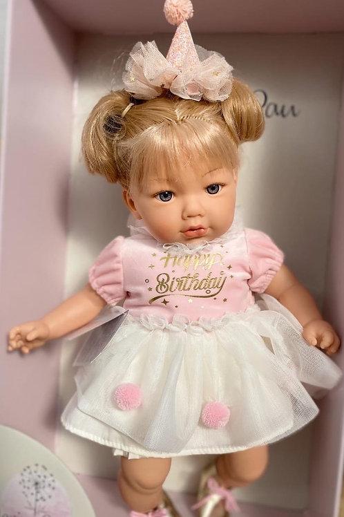 Happy Birthday Spanish Doll