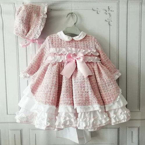 Chanel Rosa Dress