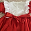 Thumbnail: Red Personalised Christmas Dress