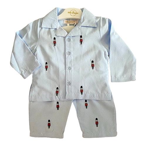 Guardsman Button Up Pyjamas