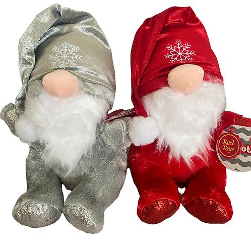 25cm Plush Christmas Gonk