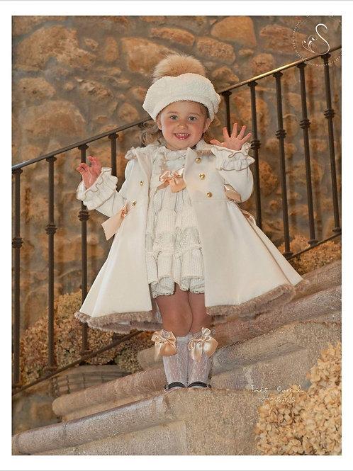 Sonata Valeria Cream Coat