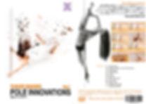 Pole dance instructional DVD by Yukari Makino. ポールダンスDVD by YUKARI