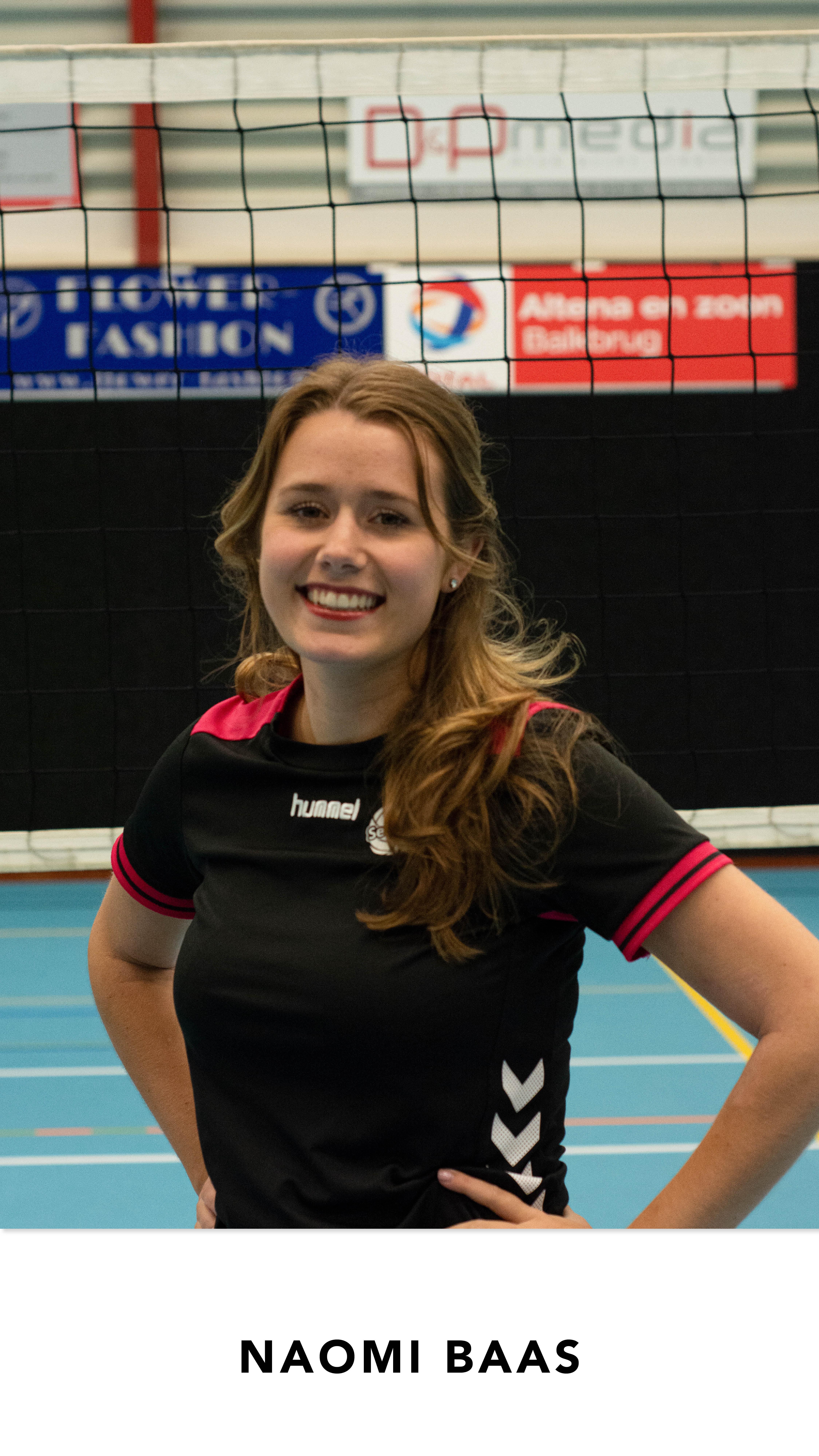 Naomi Baas