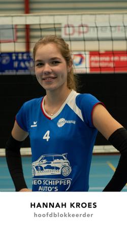 Hannah Kroes