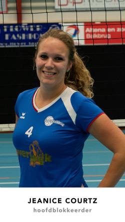 Jeanice Courtz