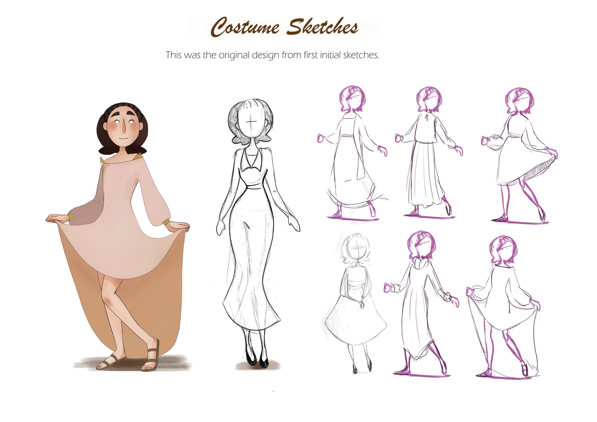 Costume Designs