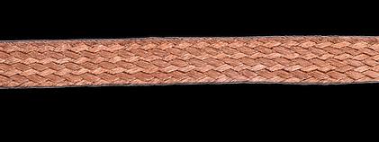 TRESSES PLATES cuivre étamé cuivre rouge