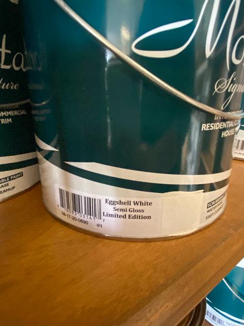 Semi Gloss paint | Eggshell White