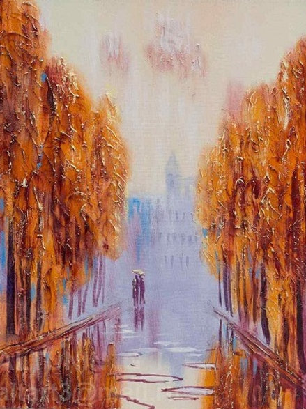 Парижский дождик