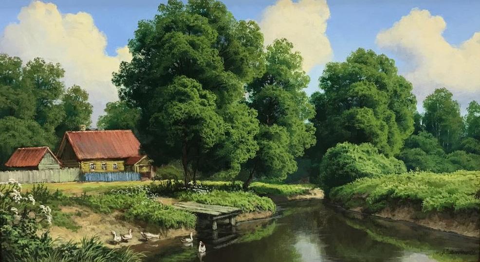 Брянский пейзаж
