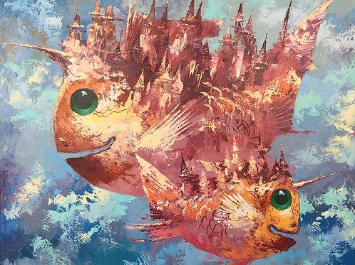 Чудо рыба