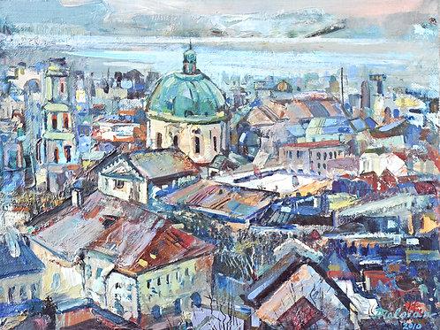 Северный город
