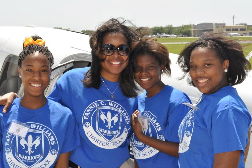 2012 Fannie C. Principal & Students