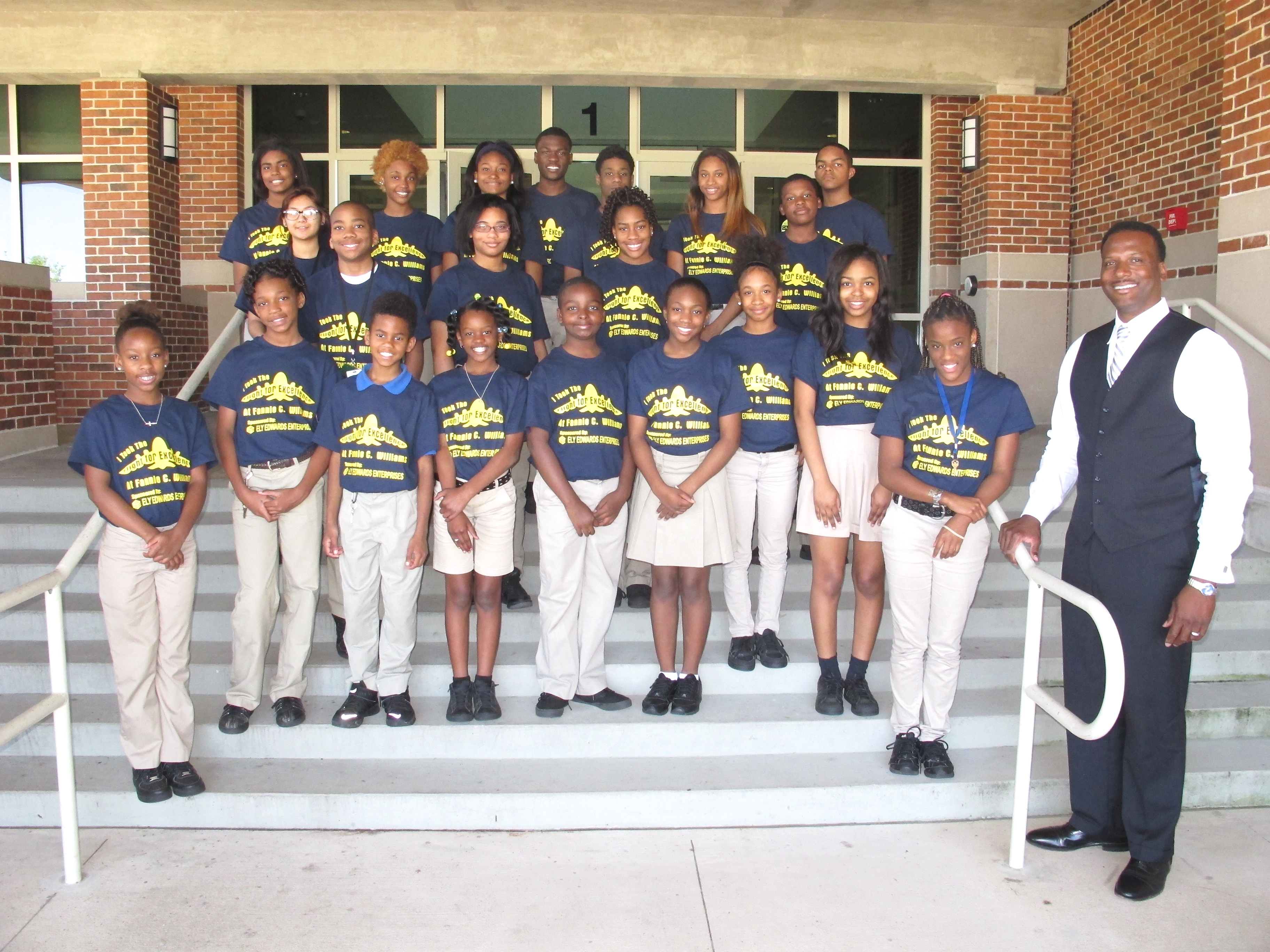 Williams Elementary Roster