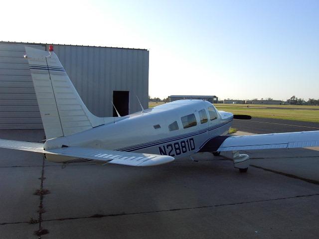 Piper 6X Aircraft