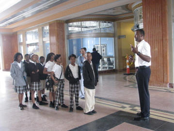 Ground School With Moton Kids