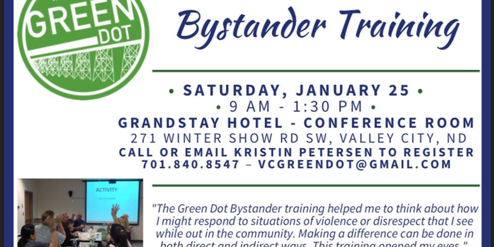 Bystander Training