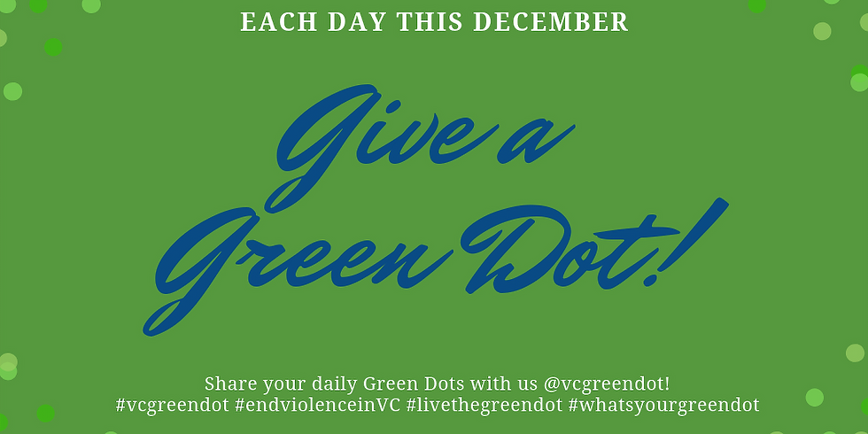 Give a Green Dot