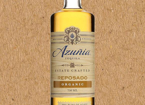Azunia Estate Grown Organic / Reposado Tequila